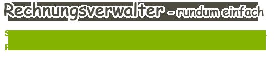 Rechnungsverwalter - kostenlose Software zum Erstellen von Rechnungen